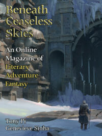 Beneath Ceaseless Skies Issue #294 cover - click to view full size