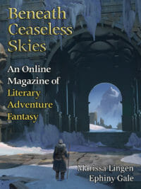 Beneath Ceaseless Skies Issue #295 cover - click to view full size