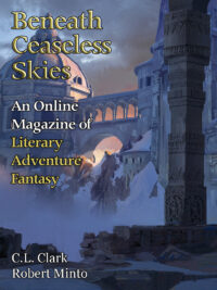 Beneath Ceaseless Skies Issue #296 cover - click to view full size