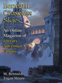 Beneath Ceaseless Skies Issue #297 cover - click to view full size