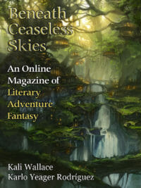 Beneath Ceaseless Skies Issue #301 cover - click to view full size