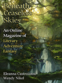Beneath Ceaseless Skies Issue #302 cover - click to view full size