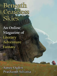 Beneath Ceaseless Skies Issue #307 cover - click to view full size