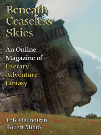 Beneath Ceaseless Skies Issue #309 cover - click to view full size