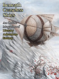 Beneath Ceaseless Skies Issue #34 cover - click to view full size