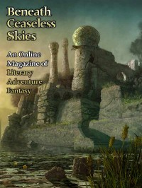 Beneath Ceaseless Skies Issue #4 cover - click to view full size