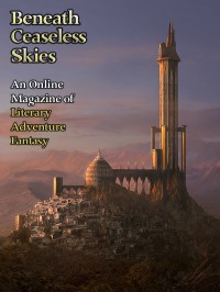 Beneath Ceaseless Skies Issue #46 cover - click to view full size