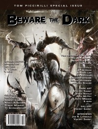 Beware the Dark – Issue 2 cover - click to view full size