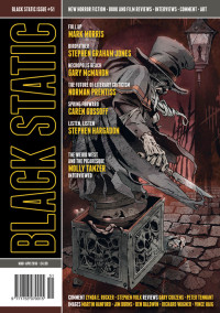Black Static #51 cover - click to view full size