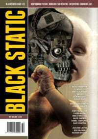 Black Static #72 cover - click to view full size