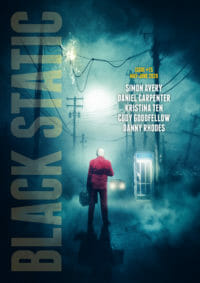 Black Static #75 cover - click to view full size