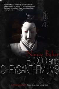 Blood and Chrysanthemums cover - click to view full size