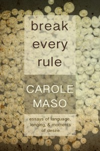 Break Every Rule cover - click to view full size