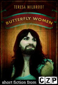 Butterfly Women cover - click to view full size