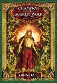 Champion of the Scarlet Wolf Book Two cover - click to view full size