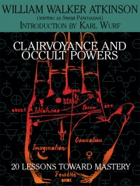 Clairvoyance and Occult Powers cover - click to view full size