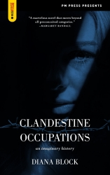 Clandestine Occupations: An Imaginary History cover - click to view full size