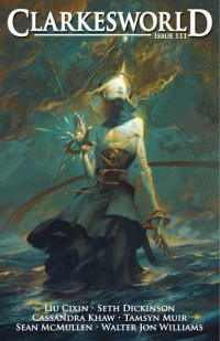 Clarkesworld Magazine – Issue 111 cover - click to view full size
