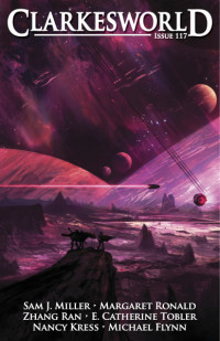 Clarkesworld Magazine – Issue 117 cover - click to view full size