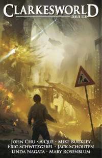 Clarkesworld Magazine – Issue 118 cover - click to view full size