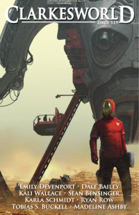 Clarkesworld Magazine – Issue 119 cover - click to view full size