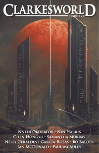 Clarkesworld Magazine – Issue 122 cover - click to view full size