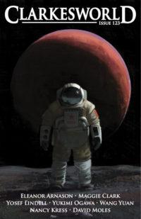 Clarkesworld Magazine – Issue 123 cover - click to view full size
