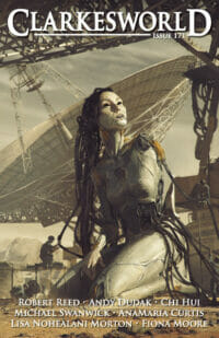 Clarkesworld Magazine – Issue 171 cover - click to view full size