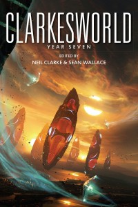 Clarkesworld: Year Seven cover - click to view full size