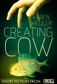 Creating Cow cover - click to view full size