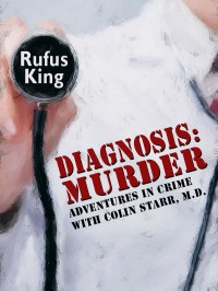 Diagnosis: Murder cover - click to view full size