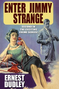 Enter Jimmy Strange cover - click to view full size
