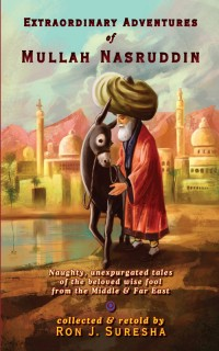 Extraordinary Adventures of Mullah Nasruddin cover - click to view full size