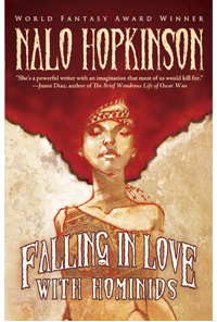 Falling in Love With Hominids cover - click to view full size