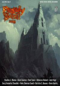 Fantasy Scroll Magazine Issue #7 cover - click to view full size