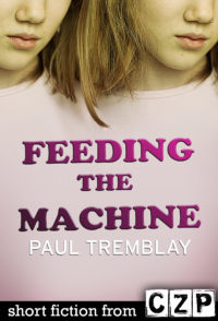 Feeding the Machine cover - click to view full size