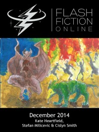 Flash Fiction Online Issue #15 December 2014 cover - click to view full size