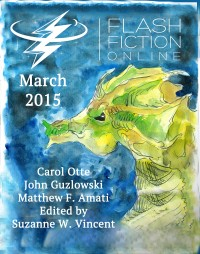 Flash Fiction Online Issue #18 March 2015 cover - click to view full size