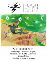 Flash Fiction Online Issue #24 September 2015 cover - click to view full size