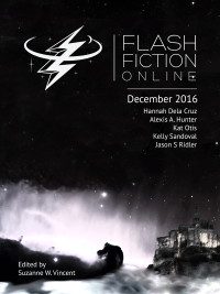 Flash Fiction Online Issue #39 December 2016 cover - click to view full size