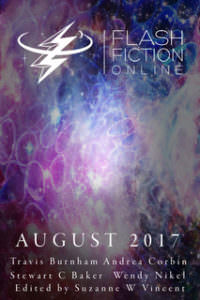 Flash Fiction Online Issue #47 August 2017 cover - click to view full size