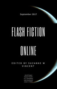 Flash Fiction Online Issue #48 September 2017 cover - click to view full size