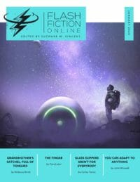 Flash Fiction Online Issue #75 January 2020 cover - click to view full size
