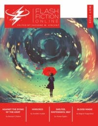 Flash Fiction Online Issue #79 May 2020 cover - click to view full size