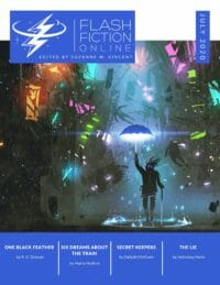 Flash Fiction Online Issue #81 July 2020 cover - click to view full size