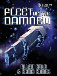 Fleet of the Damned (Sten #4) cover - click to view full size