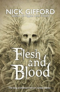 Flesh and Blood cover - click to view full size