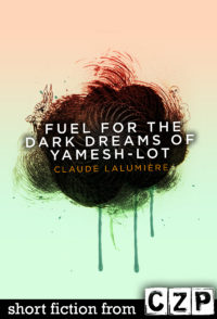 Fuel for the Dark Dreams of Yamesh-Lot cover - click to view full size