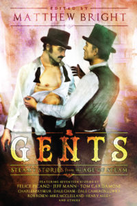 Gents: Steamy Stories From the Age of Steam cover - click to view full size