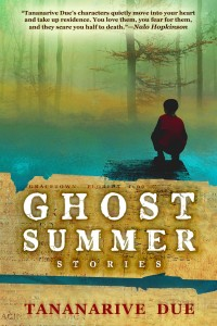 Ghost Summer and Other Stories cover - click to view full size